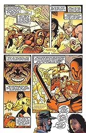 Avengers Infinity (2000) #1 (of 4)