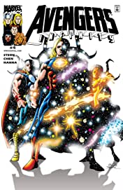 Avengers Infinity (2000) #4 (of 4)