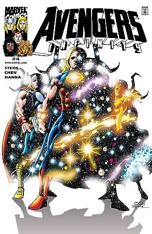 Avengers Infinity (2000) No.4 (sur 4)