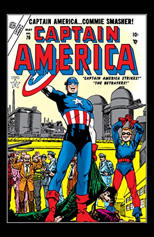 Captain America Comics (1941-1950) #76