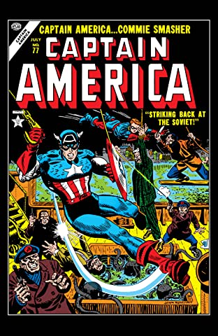 Captain America Comics (1941-1950) #77