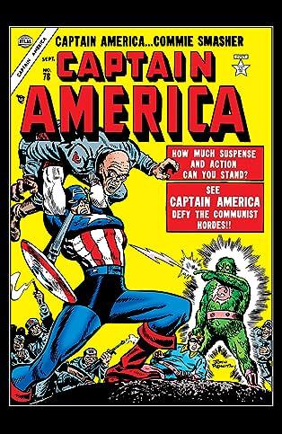 Captain America Comics (1941-1950) #78