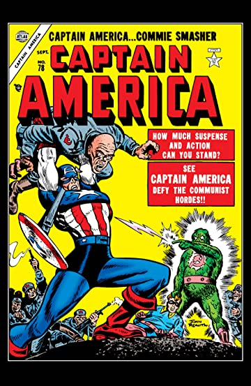Captain America Comics (1941-1950) #78