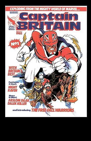 Captain Britain (1985-1986) #1