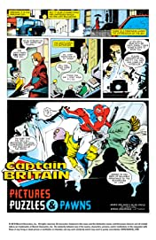 Captain Britain (1985-1986) #1