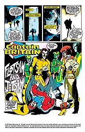 Captain Britain (1985-1986) #3