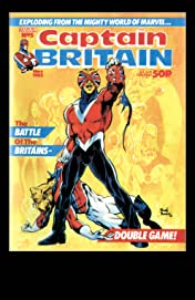 Captain Britain (1985-1986) #5