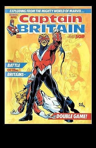 Captain Britain (1985-1986) #5