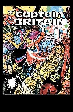 Captain Britain (1985-1986) #6