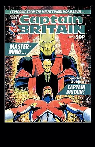 Captain Britain (1985-1986) #7