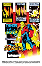 Captain Britain (1985-1986) #7