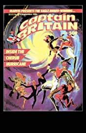 Captain Britain (1985-1986) #9