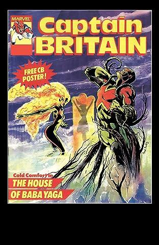 Captain Britain (1985-1986) #11