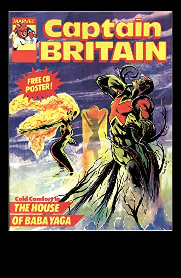 Captain Britain (1985-1986) #11