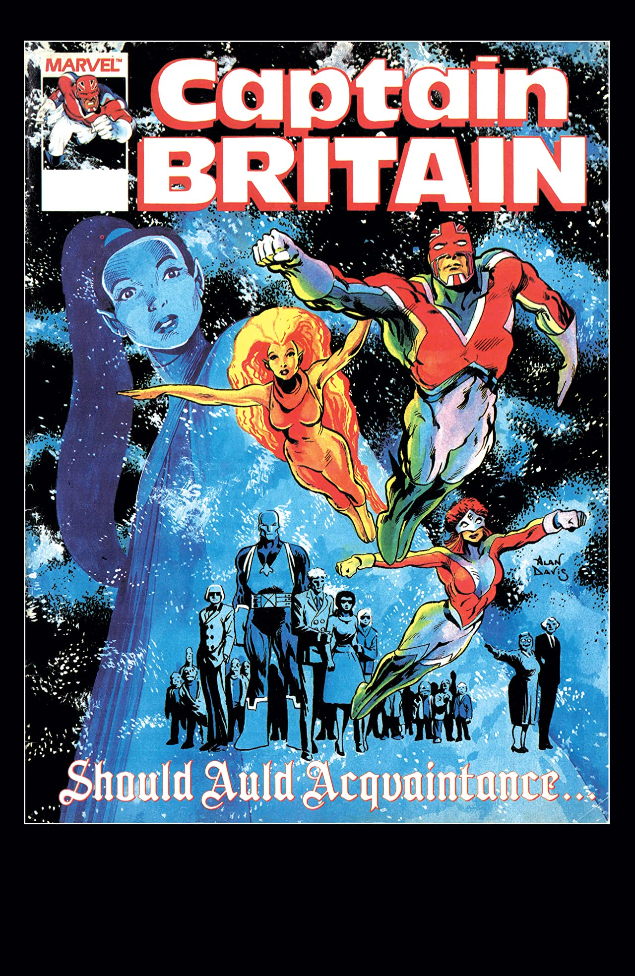 Captain Britain (1985-1986) #14