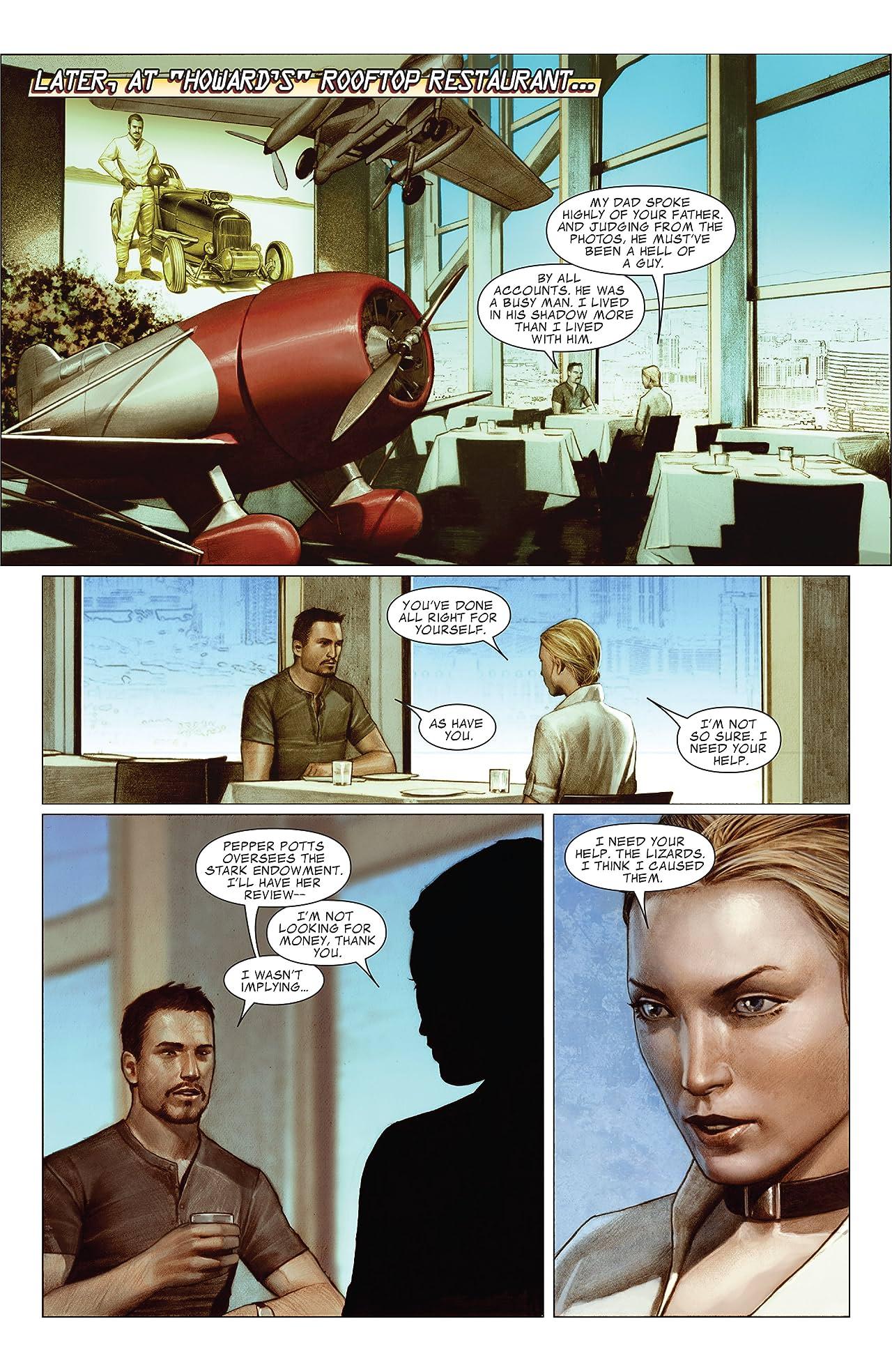 Iron Man: Viva Las Vegas (2008) #2