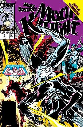 Marc Spector: Moon Knight (1989-1994) #8