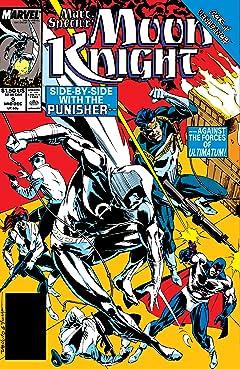 Marc Spector: Moon Knight (1989-1994) #9