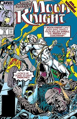 Marc Spector: Moon Knight (1989) #10