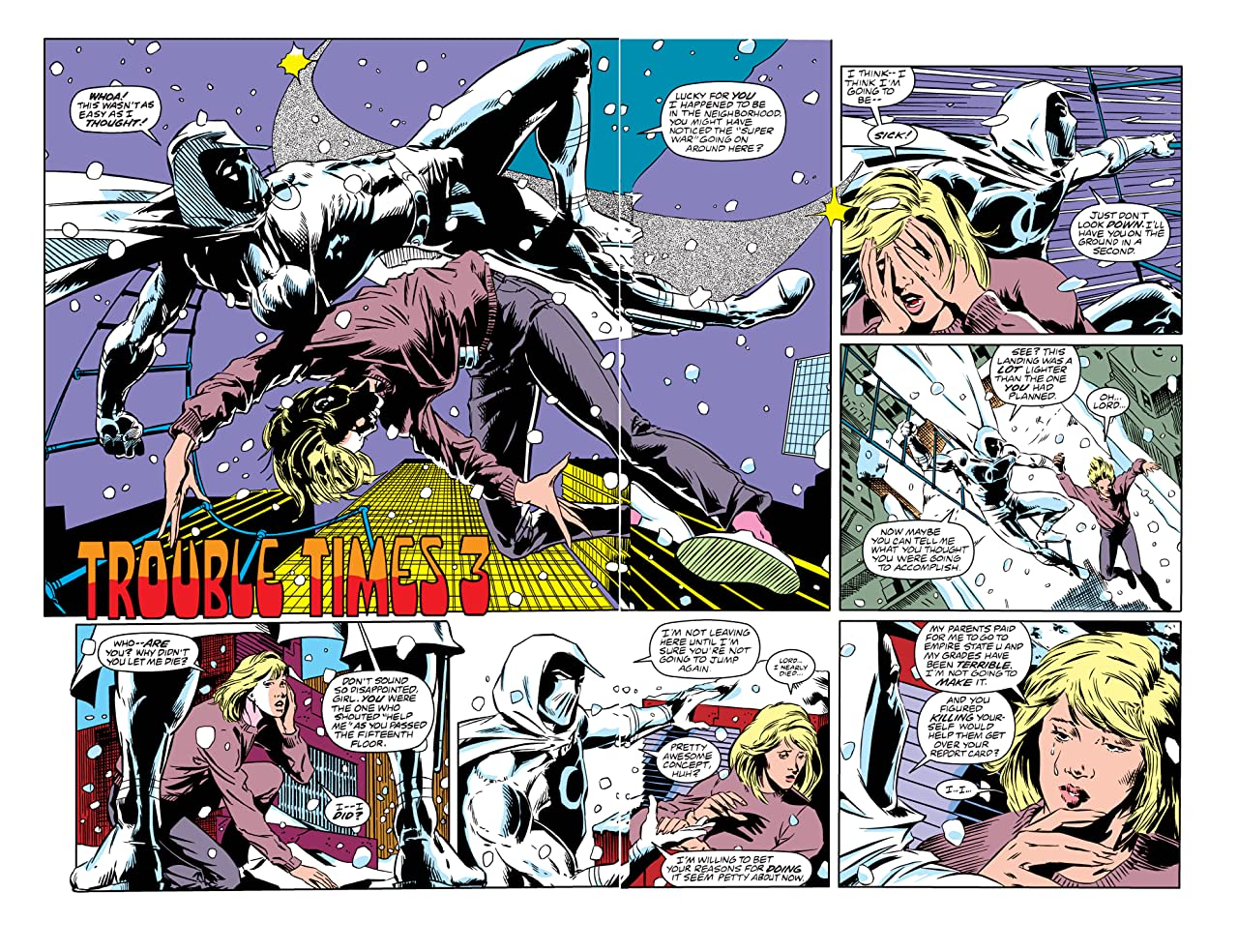 Marc Spector: Moon Knight (1989) #10