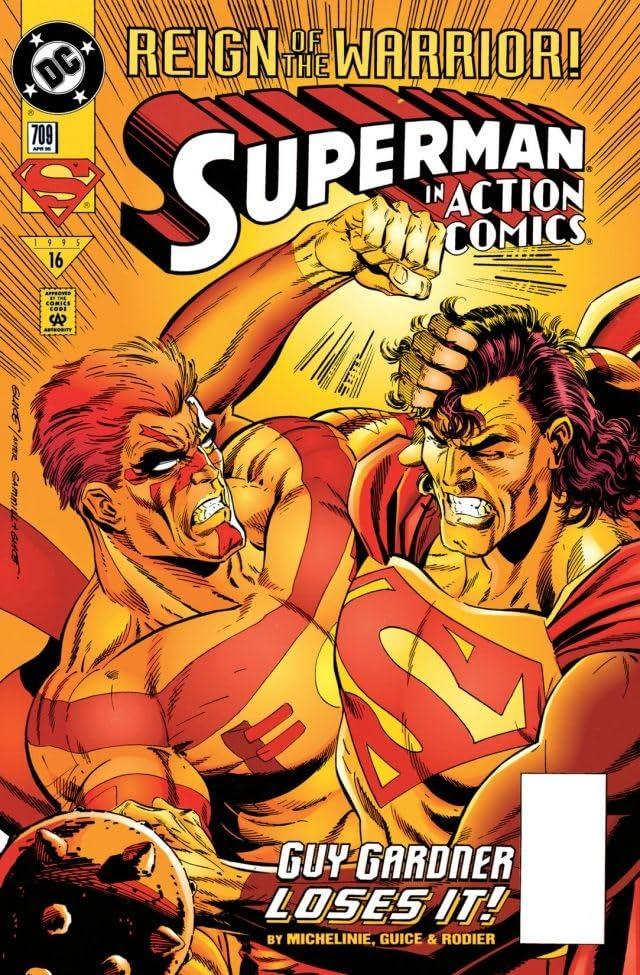 Action Comics (1938-2011) #709