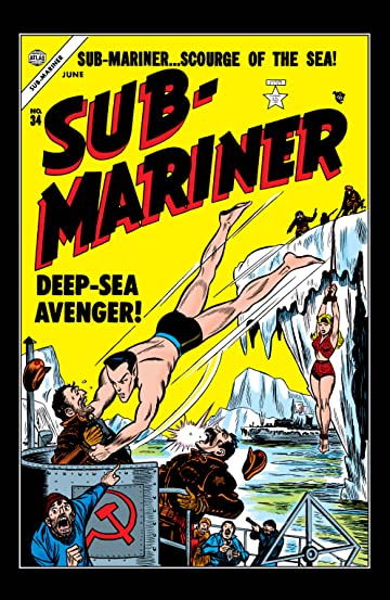 Sub-Mariner Comics (1941-1949) #34