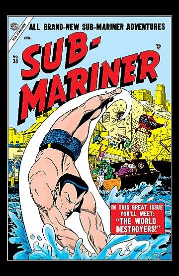 Sub-Mariner Comics (1941-1949) #38