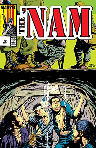 The 'Nam (1986-1990) #22
