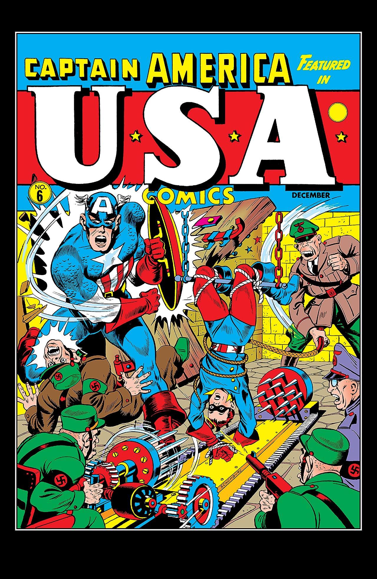 USA Comics (1941-1945) #6