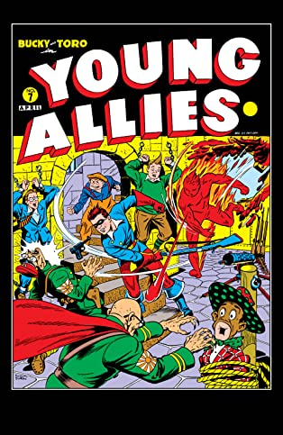Young Allies Comics (1941-1946) #7