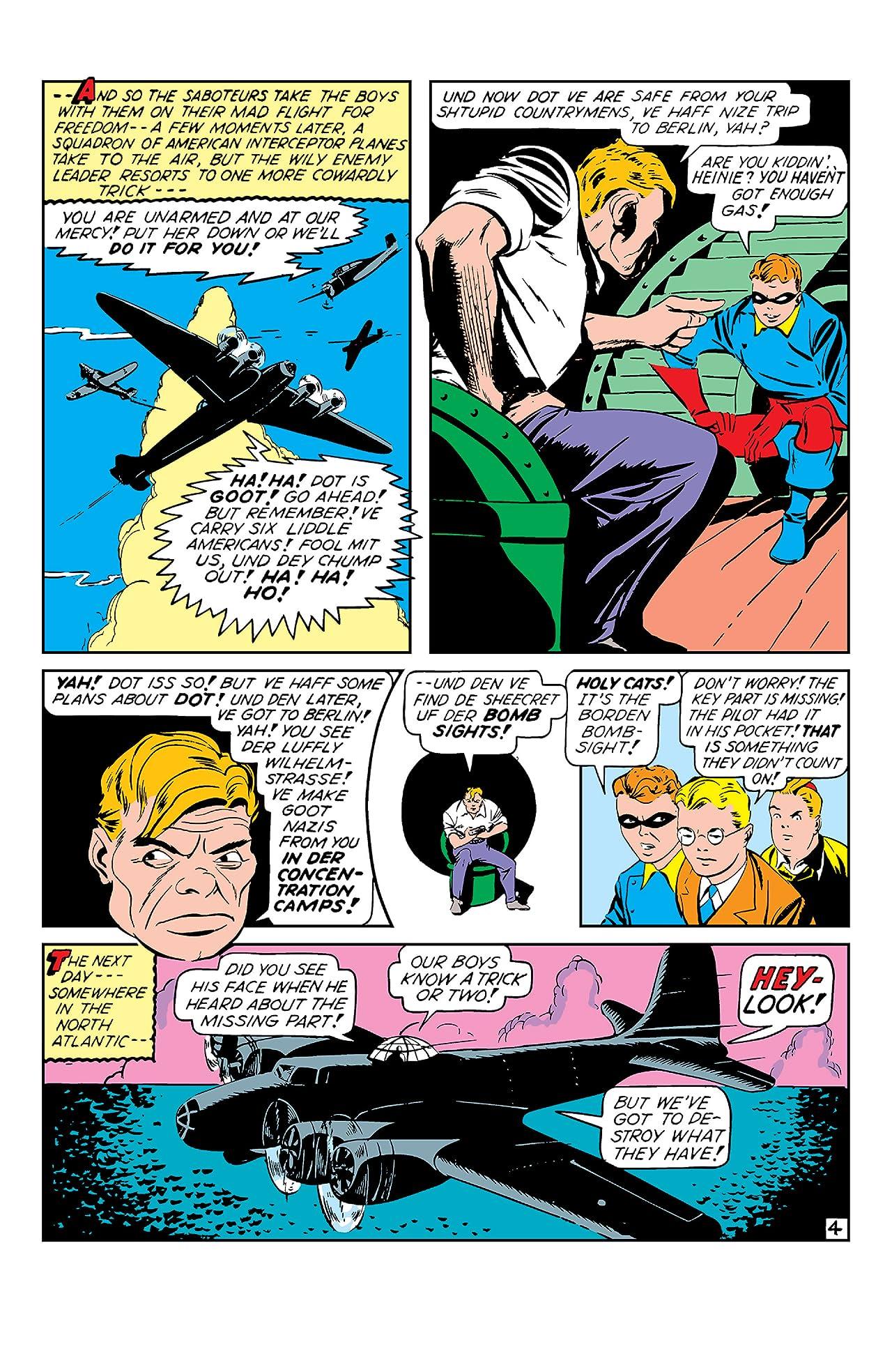 Young Allies Comics (1941-1946) #8
