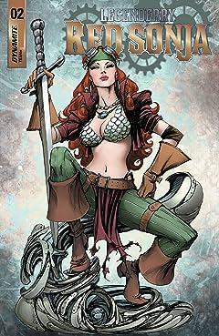 Legenderry: Red Sonja #2