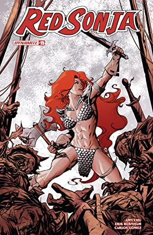 Red Sonja Vol. 4 #15