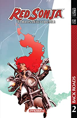 Red Sonja: Worlds Away Vol. 2
