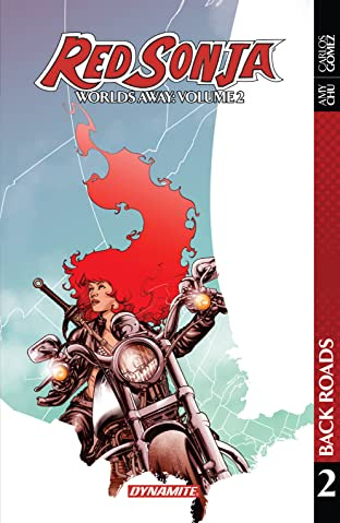 Red Sonja: Worlds Away Tome 2