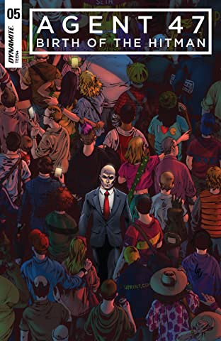 Agent 47: Birth Of The Hitman No.5