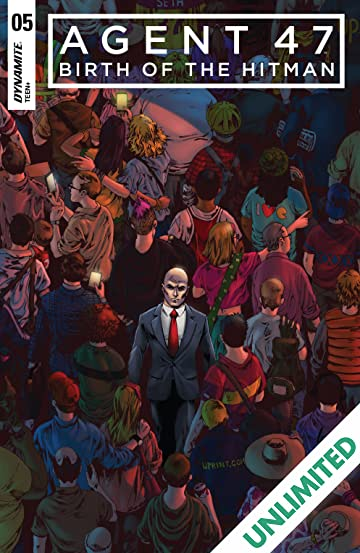 Agent 47: Birth Of The Hitman #5