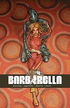 Barbarella #4
