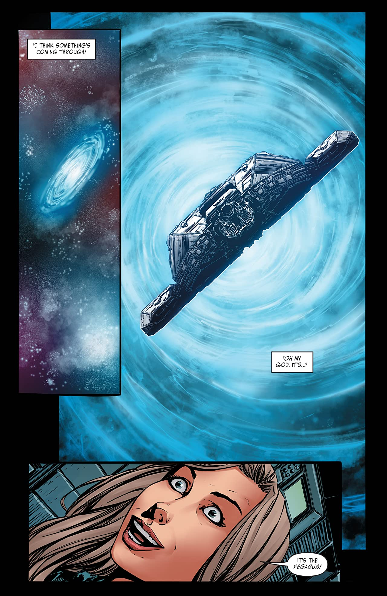 Battlestar Galactica Vs. Battlestar Galactica #3