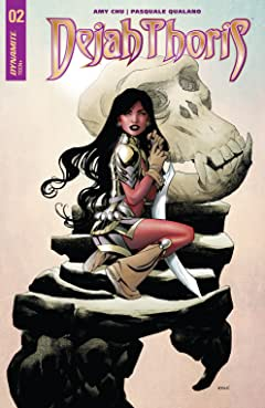 Dejah Thoris Vol. 4 #2