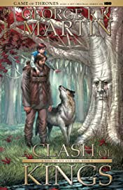 George R.R. Martin's A Clash Of Kings: The Comic Book #9