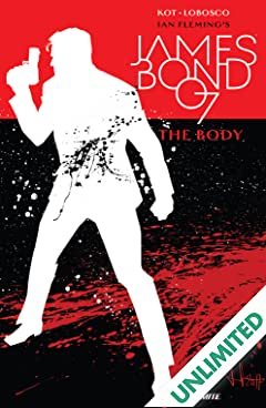 James Bond: The Body (2018) #3 (of 6)