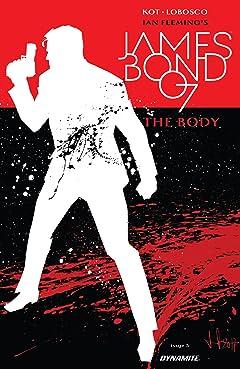 James Bond: The Body (2018) #3 (of 6)
