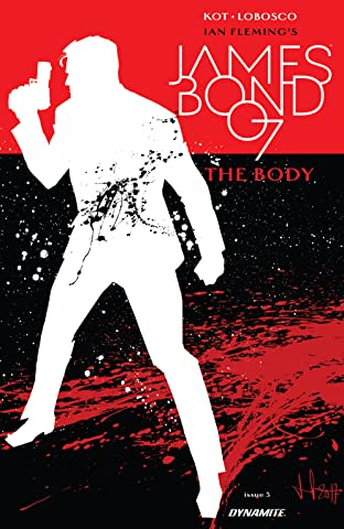 James Bond: The Body #3