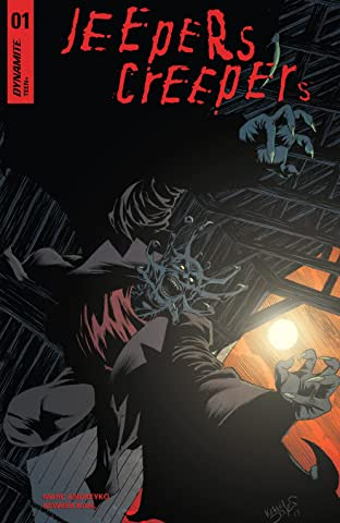 Jeepers Creepers #1