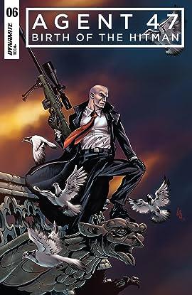 Agent 47: Birth Of The Hitman #6