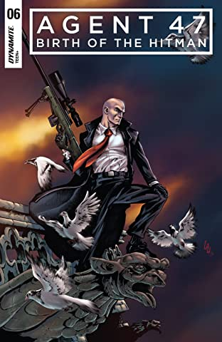 Agent 47: Birth Of The Hitman No.6