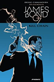 James Bond: Kill Chain (2017) Tome 1