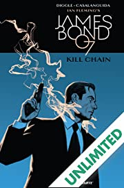 James Bond: Kill Chain (2017) Vol. 1