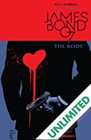 James Bond: The Body (2018) #4 (of 6)